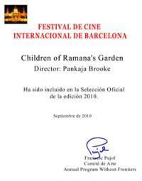 Barcelona FF - Ramana's Garden