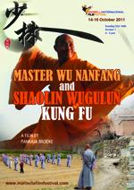 Master Wu Nanfang & Shaolin poster