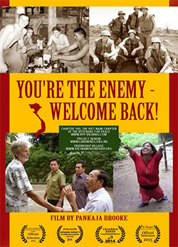 You're the Enemy - Welcome Back!
