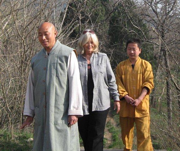 2 Master Wu Nanfang - Veena and translator Ibo