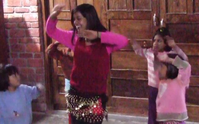 Lalita-dancing