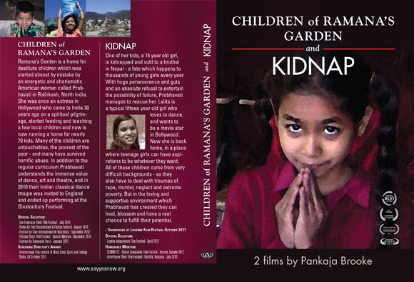 Ramana Kidnap DVD cover-full