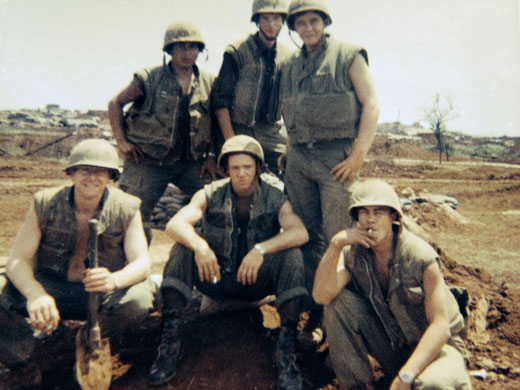 6 marines