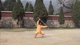 Master Wu Nanfang in Songyue Pagoda