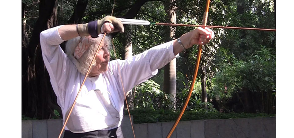 Zen Archery with Bodhihanna
